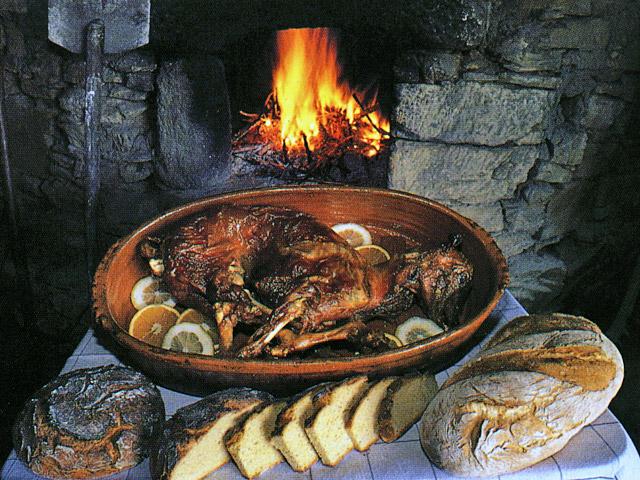 gastronomia do pinhal interior