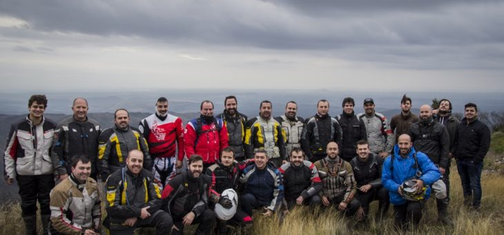 Touratech PT and Friends – Regresso a Oleiros